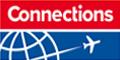 Boek je vliegtickets aan de goedkoopste prijzen bij Connections.be